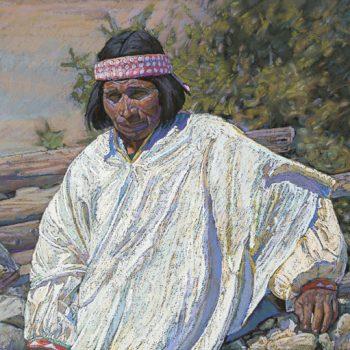 Choquita Pueblo Man