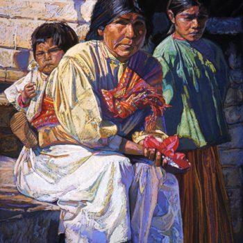 Tarahumara Mother